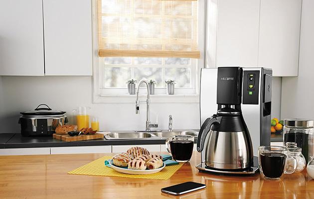 Belkin Automates the Coffee Machine