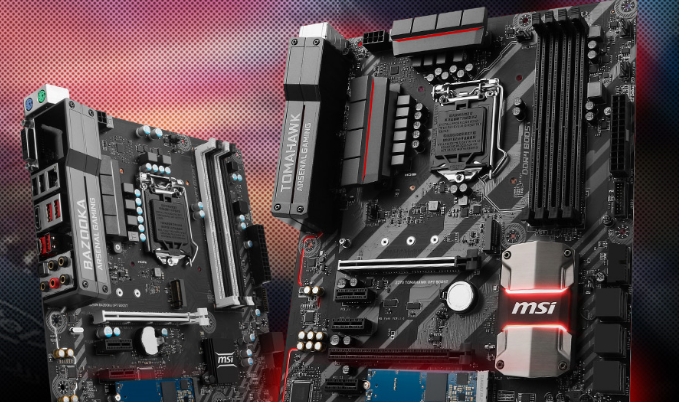 MSI Bundles Optane Drives With Motherboards