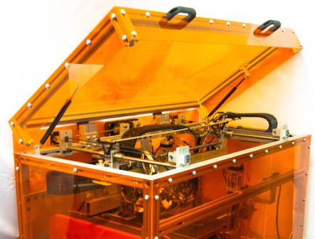 Multifab printer