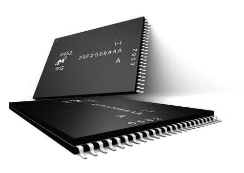 Strong Embedded NAND Flash Growth Continues