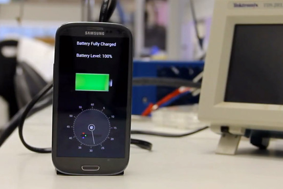 The Promise of Faster Device Charging