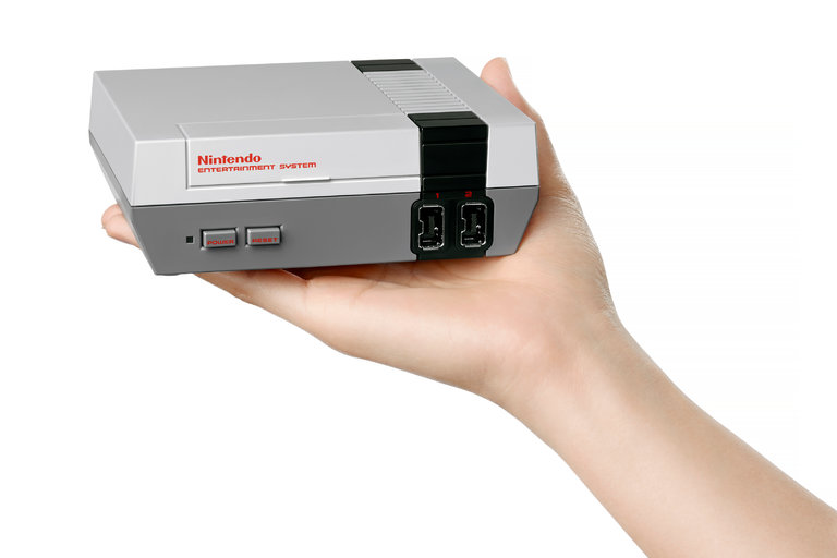 Nintendo Entertainment System Makes Classic Comeback