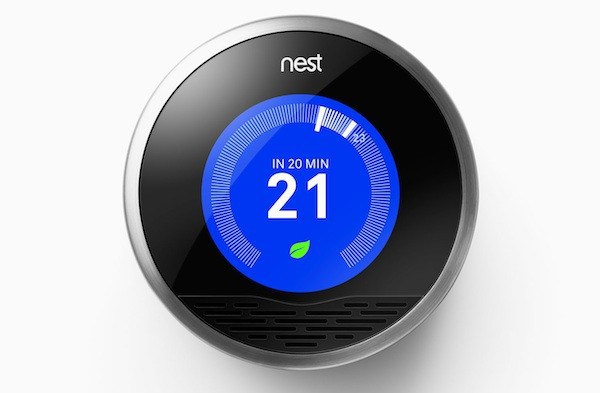 Nest Thermostat Steps Into Europe