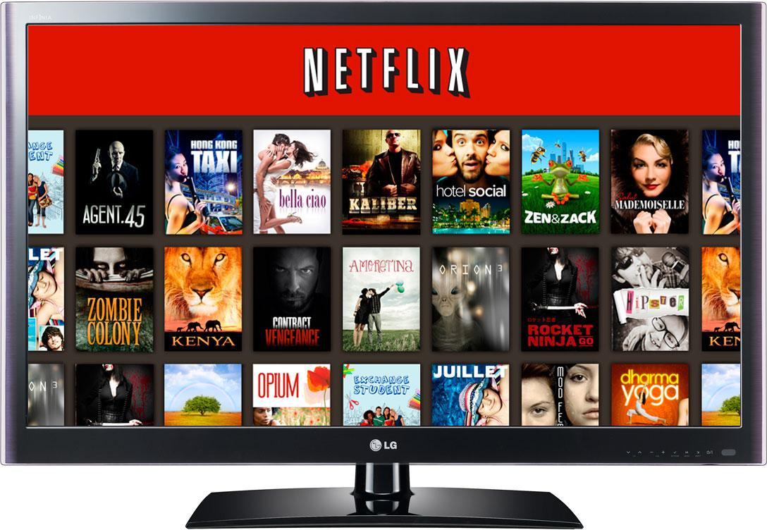 Netflix Recommends 2017 TVs