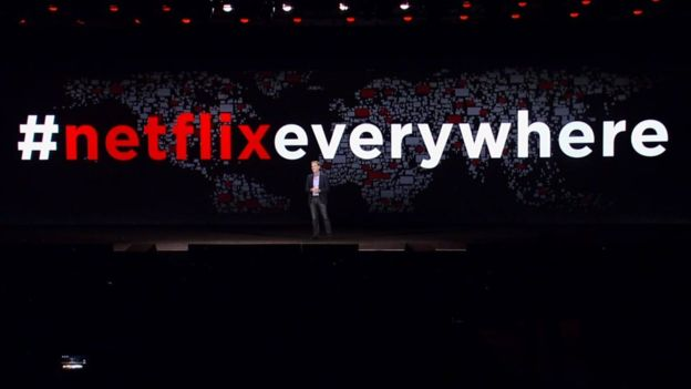 Netflix Goes (Almost) Global