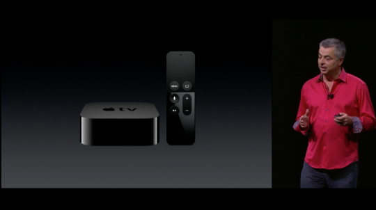 Apple TV Gets Long Awaited Update