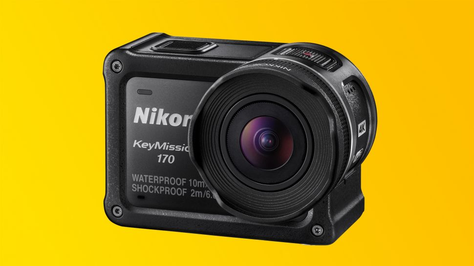 Nikon Takes on Action Cameras With KeyMission