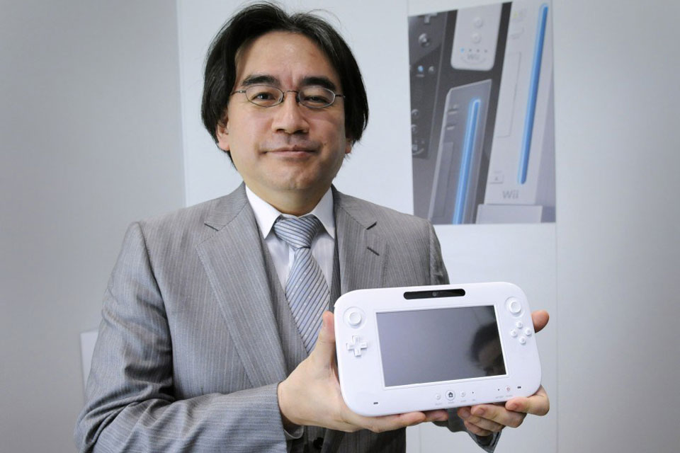 RIP: Nintendo President Satoru Iwata