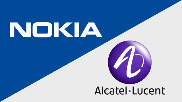 Nokia Alcatel