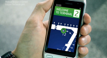 Indoor Navigation: Nokia, Samsung, Sony Join Forces