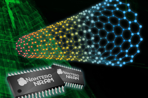 Fujitsu to Start Producing Nano-RAM