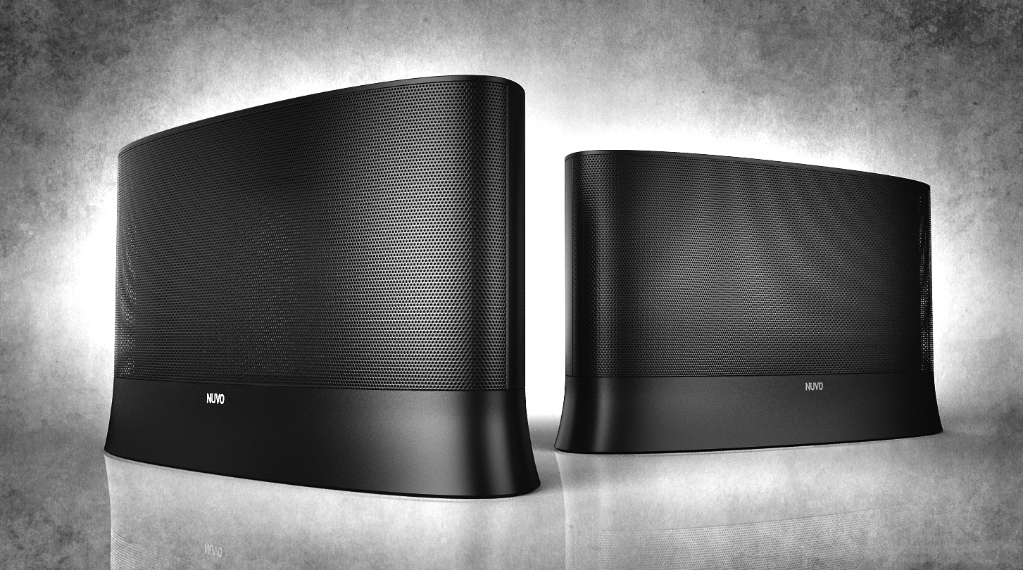 The First Nuvo Tabletop Speaker