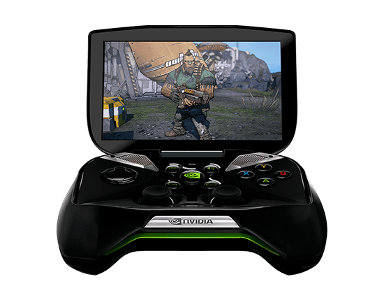 Nvidia Goes for Gaming at CES