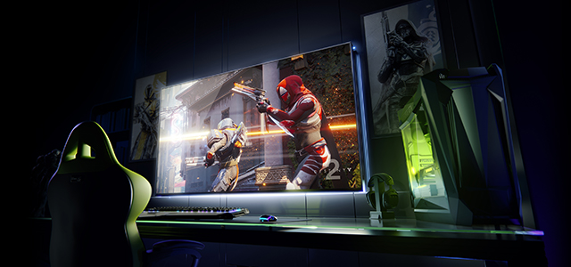 Nvidia, Display Maker?