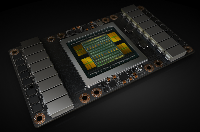 Nvidia Unveils First Volta-Based GPU