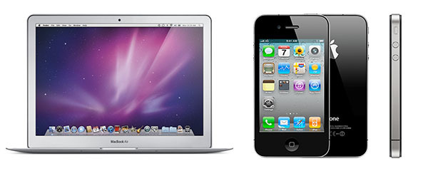 iPhone 4, 2010 MacBook Air Go on Vintage List