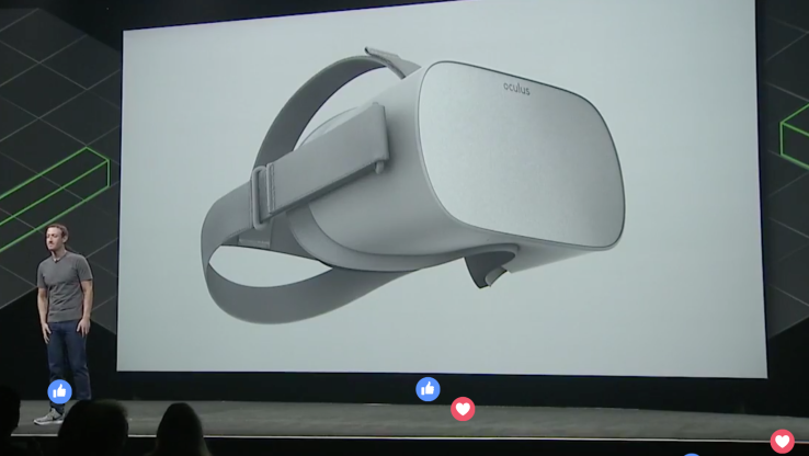 The Standalone Oculus Go Headset