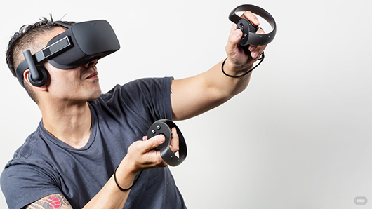 Oculus Details Rift Final Version, Controllers