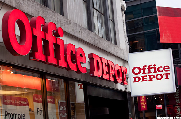 Office Depot Buys CompuCom