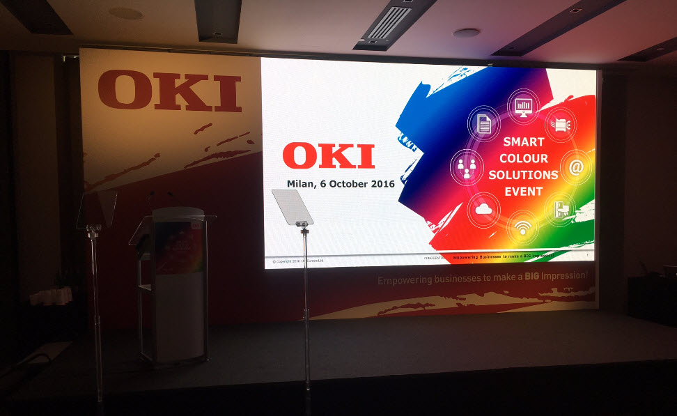 Oki colour solutions