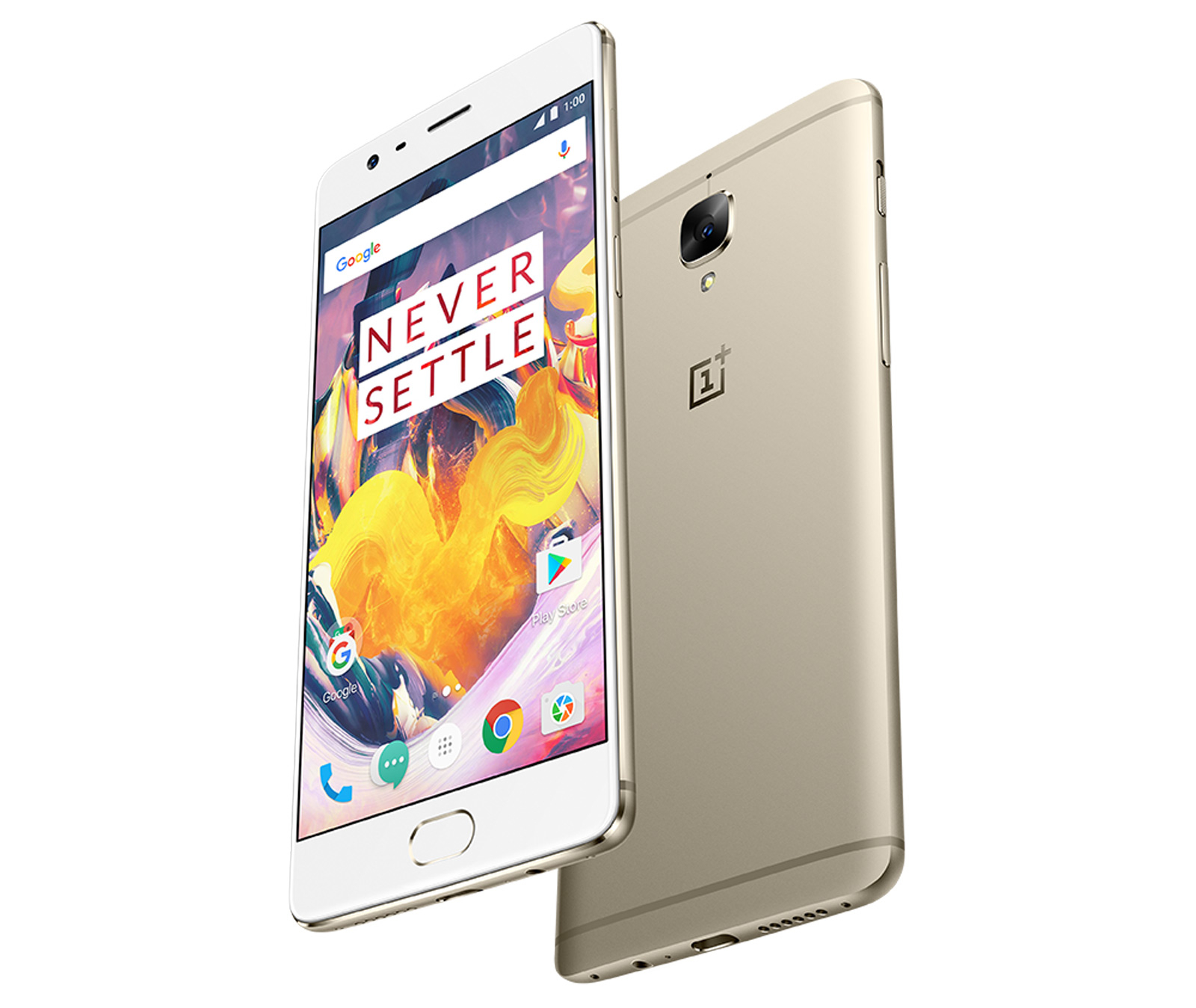 OnePlus 3 Gets 3T Boost