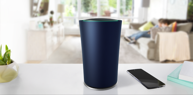 Google Redesigns the Router