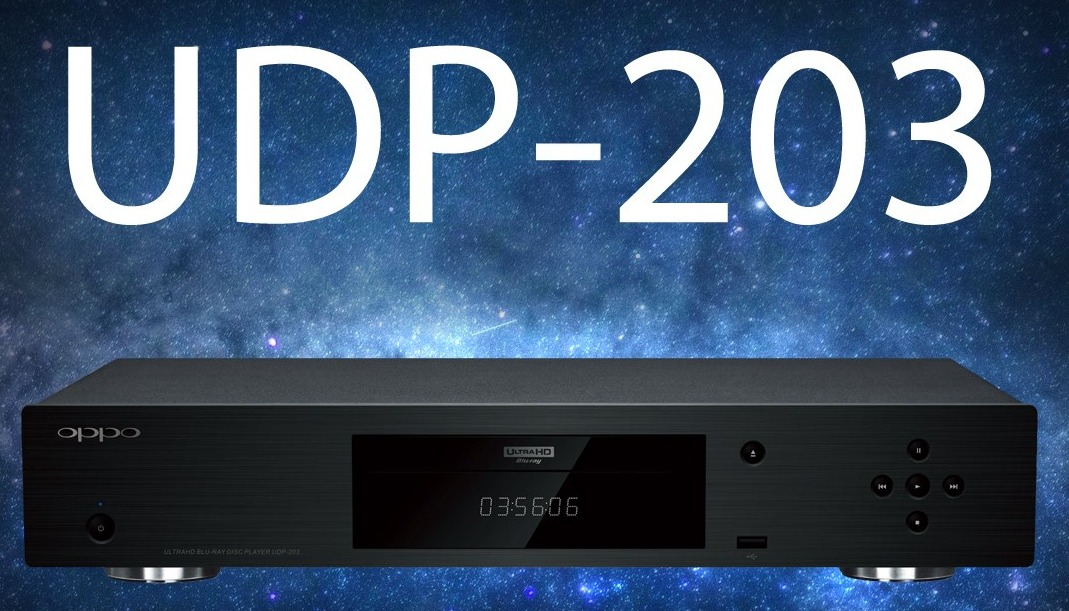 Oppo Presents First UHD Blu-ray Player