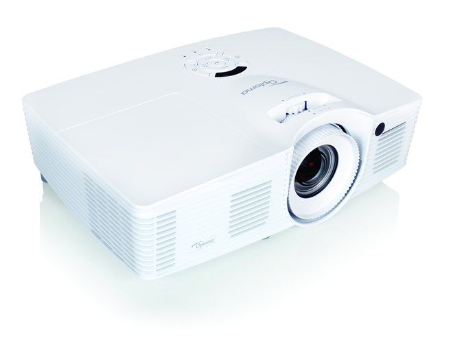 Optoma Intros Low-Lag Media Room Projector
