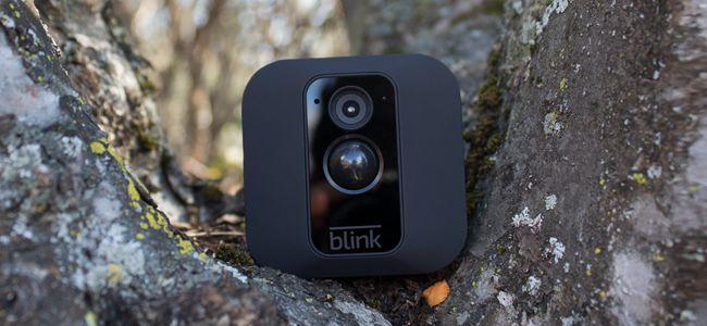 Blink camera