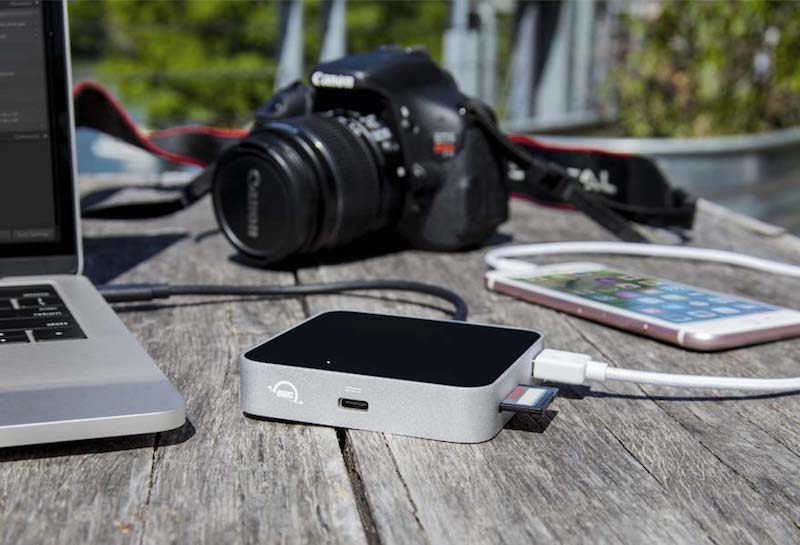 OWC Intros USB-C Travel Dock