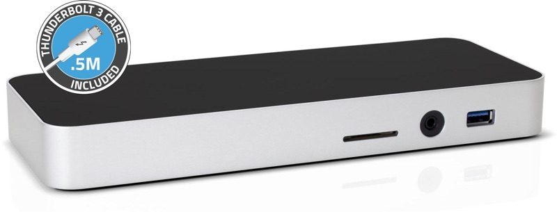 OWC Intros 13-Port Thunderbolt 3 Dock