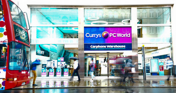 Dixons Carphone Oxford Street