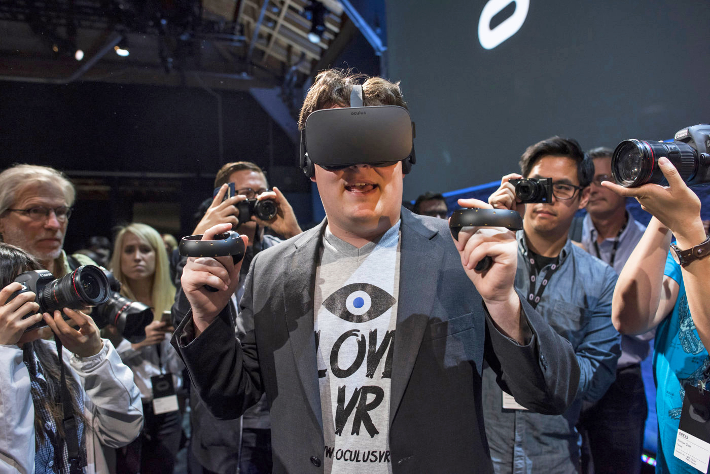 Oculus Rift Demands Better Macs