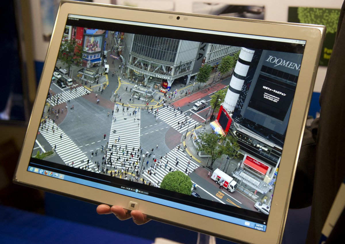 Panasonic Upgrades Toughpad 4K Tablet