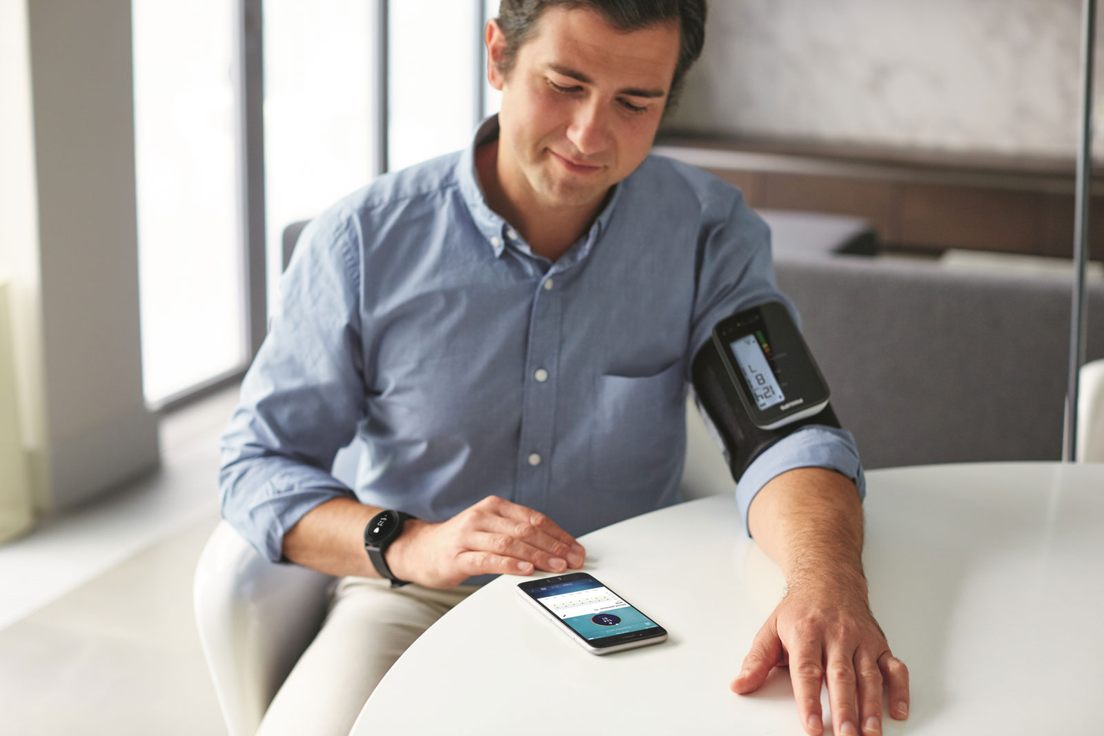 Philips Presents Health Wearables