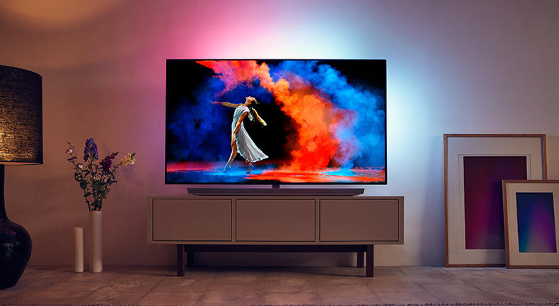The Philips 2018 LED, OLED TV Range