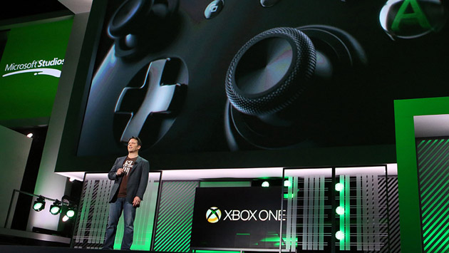 Microsoft Names Xbox Head