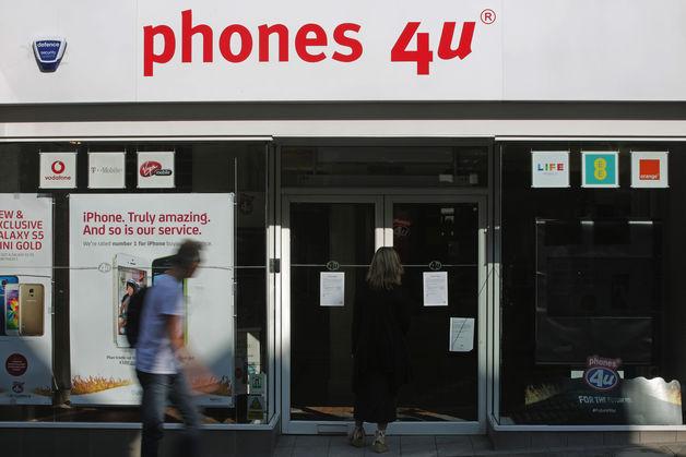 Dixons Carphone, EE, Vodafone to Divide Phones 4u