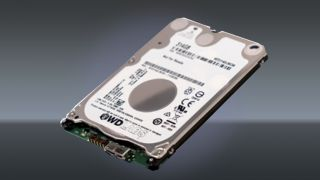 A 314GB WD HDD for the Raspberry Pi