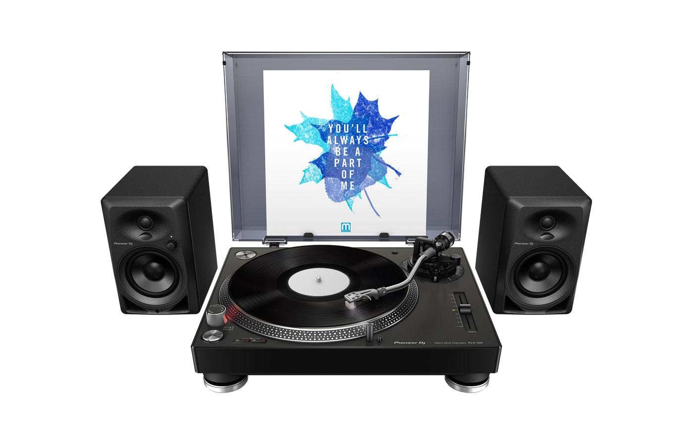 Digitise Vinyl With the Pioneer PLX-500