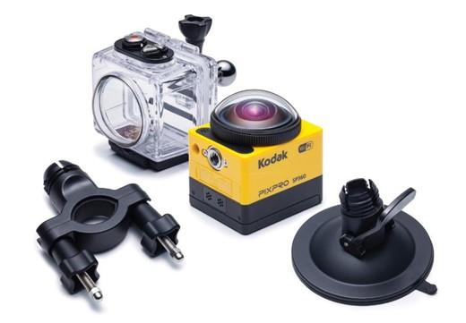 Kodak Intros Action Camera