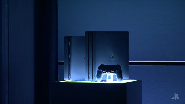 PlayStation 4 Goes Pro