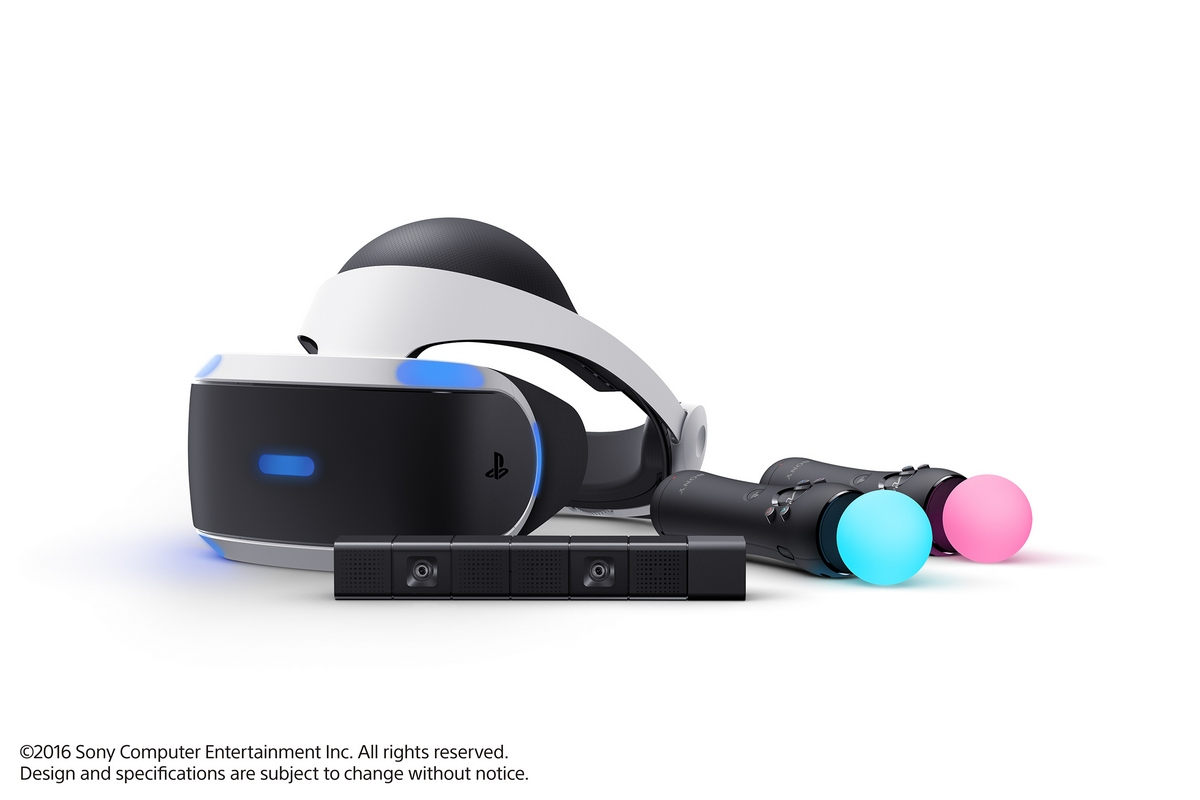 Sony Trials PlayStation VR In-Home
