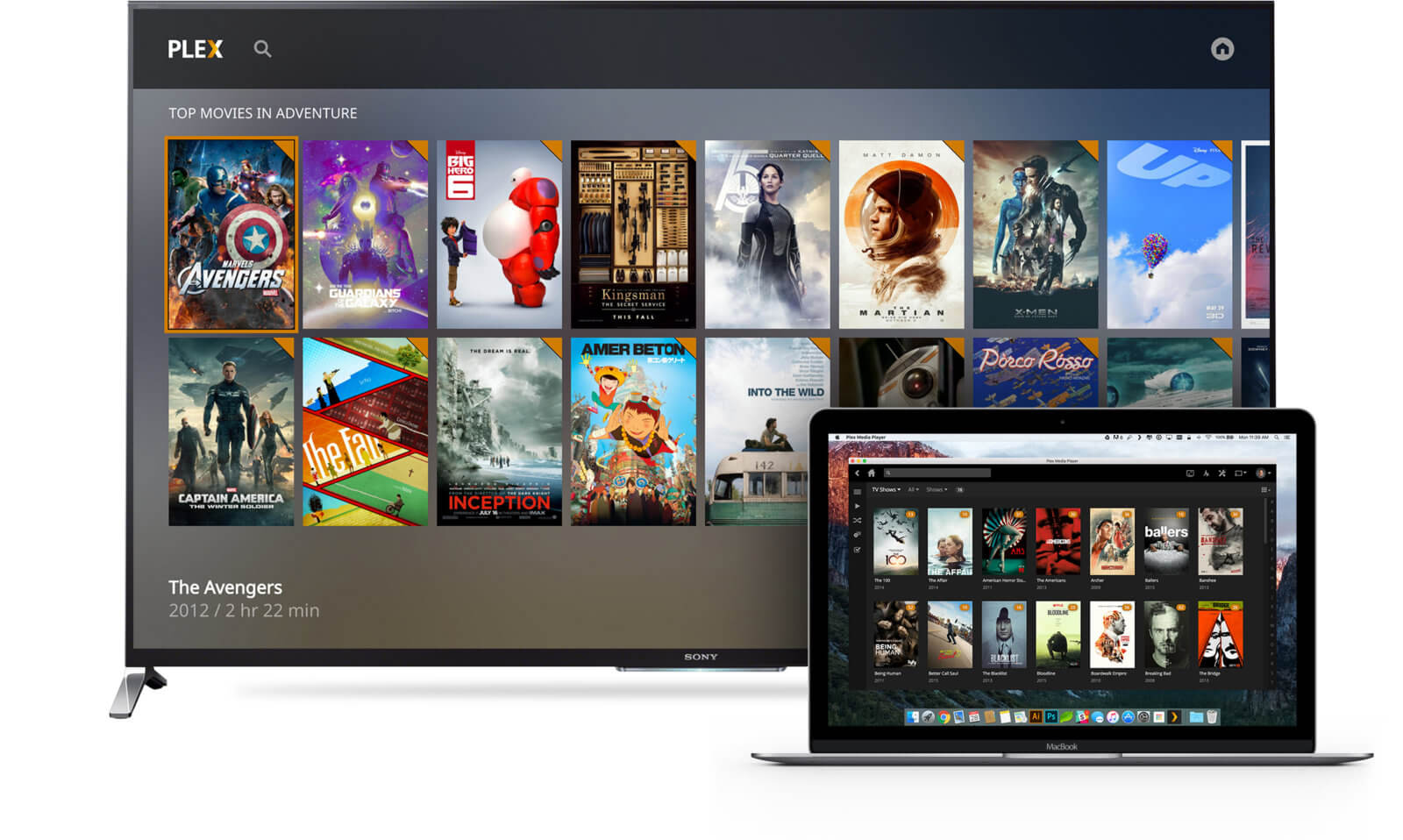Plex Starts Playing Nice With Kodi