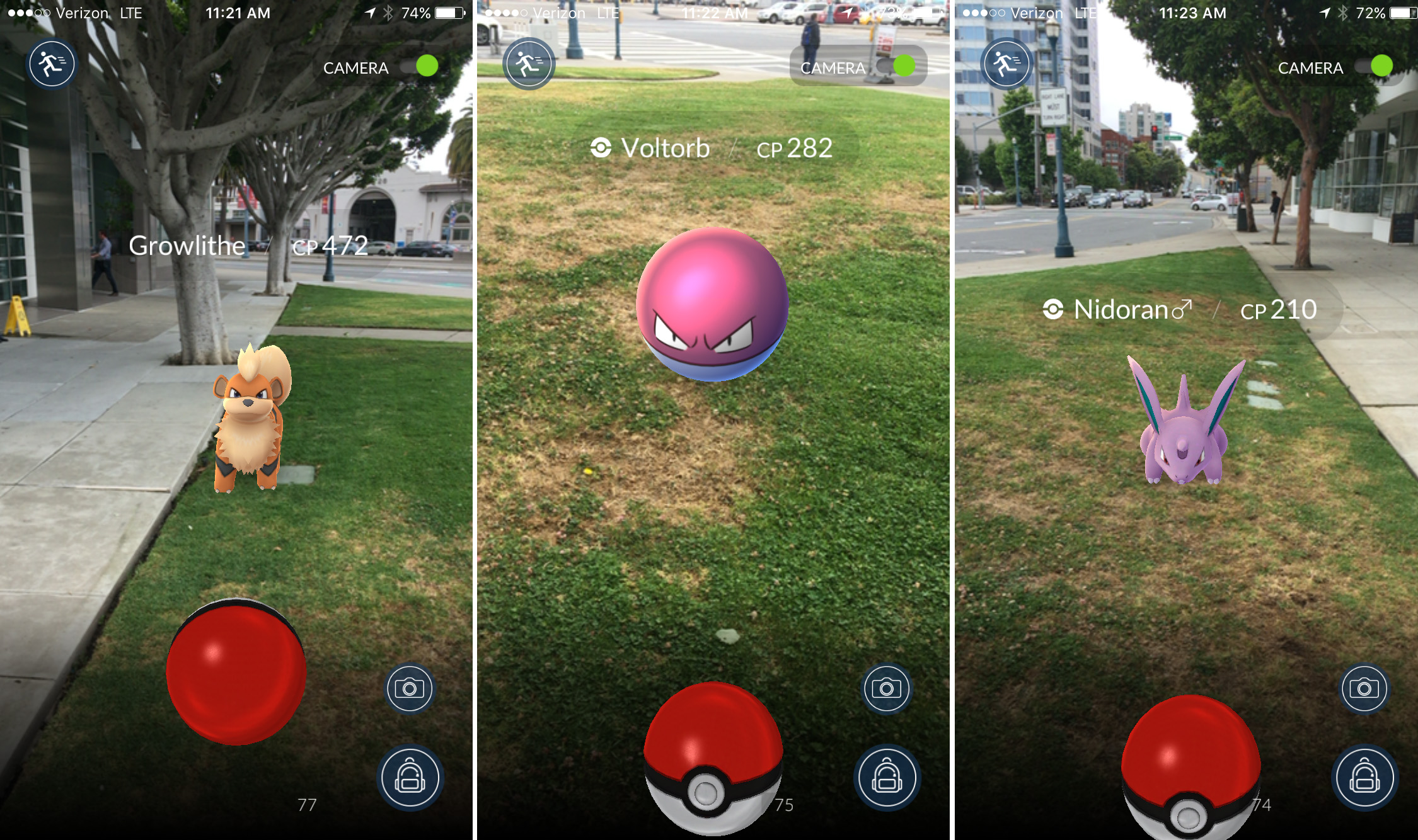 Apple's Latest Money Maker: Pokémon Go