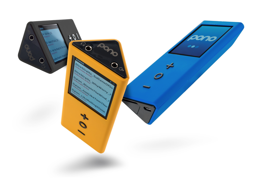 Neil Young Kickstarts iPod Rival