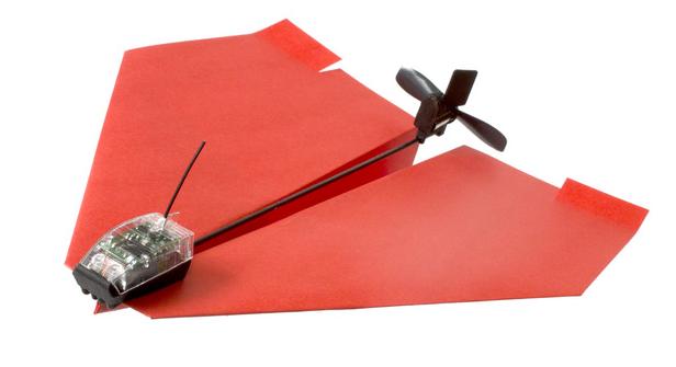 The Paper Plane Upgrade