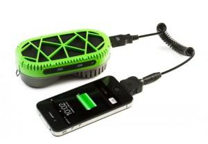 Mobile Power, Just Add Water