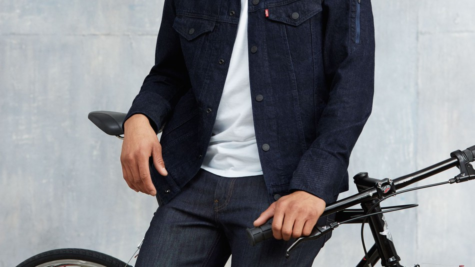 Google and Levi's Team Up in Smart Jacket