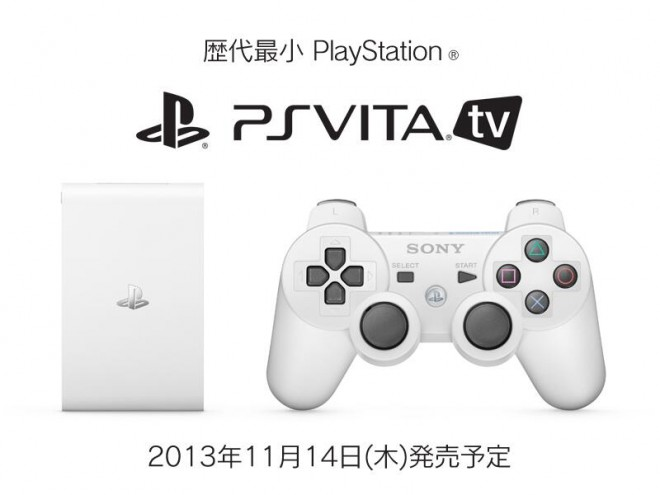 Sony Takes on Micro Consoles, Apple TV